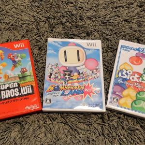 【任天堂Wii】我が家では15年前のゲーム機が大活躍している話