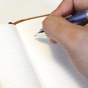 ノック式万年筆 キャップレス デシモをレビュー【最高の普段使い万年筆】