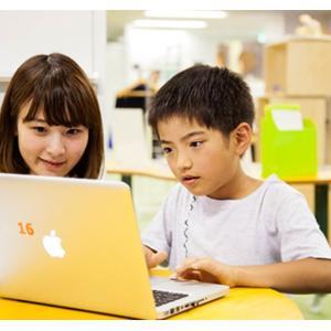 先手必勝!年長から通えるプログラミング教室!早めに始めたい方必見!