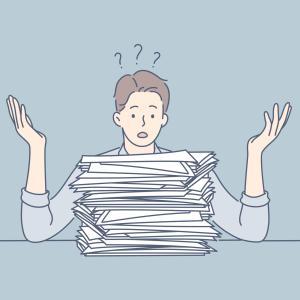 【誰でも簡単5分】開業届と青色申告書の書き方【副業を始めたら提出】