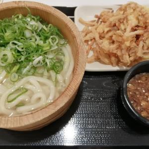 丸亀製麺で立て続けの優待うどん【トリドール株主優待】