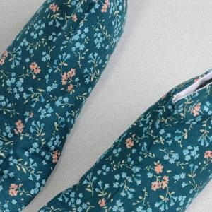 青緑の足袋をminneに出品しました