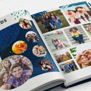 アメリカの学校では毎年全生徒が載ったアルバムを作っている! 〜イヤーブック(year book)〜