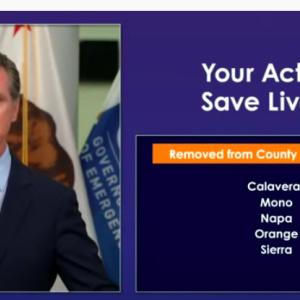 どうなるカリフォルニアの営業再開、学校再開?! オレンジカウンティ含むモニタリングリストから外れた郡