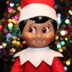 アメリカのクリスマストラディション エルフを知ってますか?