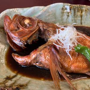 勝浦一泊 その弍  〜臨海荘 夕食と朝食  満足できます!