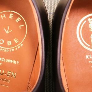 WHEEL ROBE 靴縁別注モデル