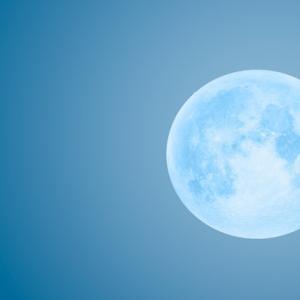 冷たい月光