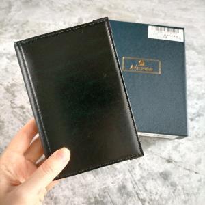 システム手帳サミット で!趣味文オリジナル「チェスト ミリタリーグリーン」ミニ6システム手帳をお迎えしました!という話です!!