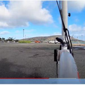 ハワイの自宅近辺のポタリング動画をYoutubeビデオをアップしました!
