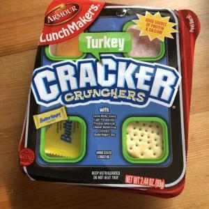 アメリカの子供の簡単ランチ クラッカーは食事にカウントされるのか