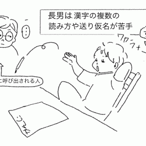 漢字も、字引きも覚えてほしくて買ってよかった本
