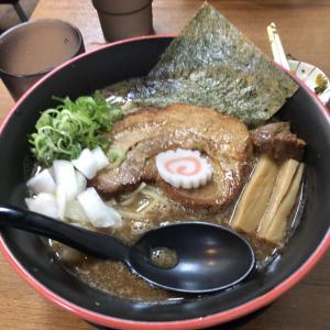 大阪で美味いラーメン屋に行ってみた!!part2