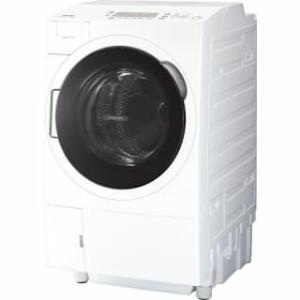TOSHIBAのドラム式洗濯機 TW-117V9 性能比較