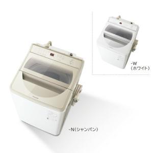 Panasonicの全自動洗濯機 FAシリーズ  性能比較