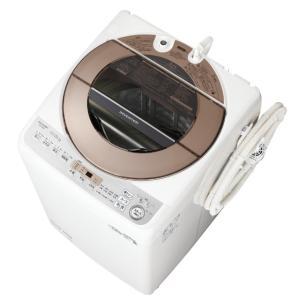 SHARPの全自動洗濯機 GVシリーズ 2019年モデル 性能比較
