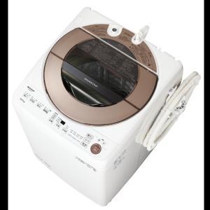 SHARPの全自動洗濯機 GVシリーズ 2020年モデル 性能比較