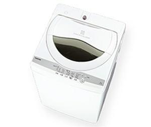 TOSHIBAの全自動洗濯機 AW-5G9 性能比較