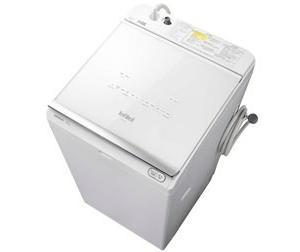 HITACHIのタテ型洗濯乾燥機 DXシリーズ 2020年モデル 性能比較