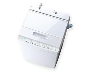 TOSHIBAの全自動洗濯機 Dシリーズ 2020年モデル 性能比較