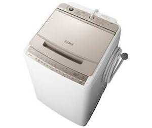 HITACHIの全自動洗濯機 Vシリーズ 2020年モデル 性能比較