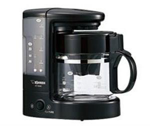 ZOJIRUSHIのコーヒーメーカー 珈琲通EC-GB40 性能比較