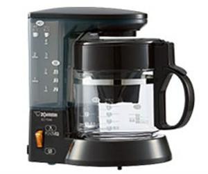 ZOJIRUSHIのコーヒーメーカー 珈琲通EC-TC40 性能比較