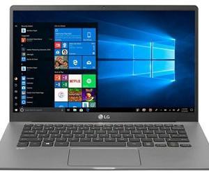 LGのパソコン 14Z90N-VR54J1 性能比較