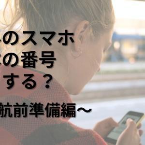 海外でのスマホ、どうする?〜渡航前準備編〜