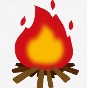 焚火体験に参加してみた♪ たき火に必要なものとやり方