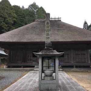 【山口県最古】 月輪寺薬師堂(がちりんじ やくしどう)