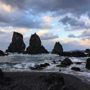 【山口県長門市】青海島海上アルプス! 絶景奇岩群と名物管理人さん♪
