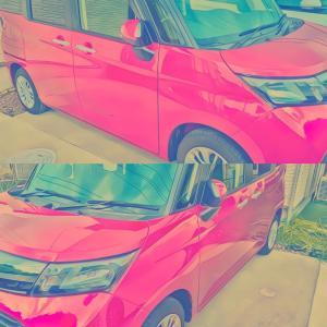 我が家の車 タンク(車)