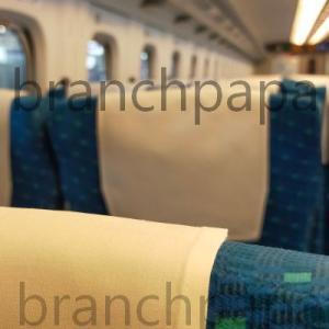 新幹線で東京を経由して移動。閑散とした東京を生で観てビックリ