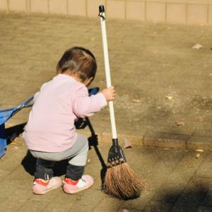 大家になりたかったのに掃除の日々