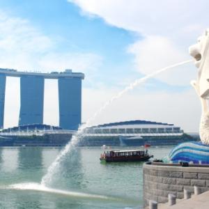 【シンガポール】マーライオンの数を調べてみた