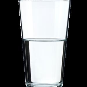 コップ半分の水の話(いつも前向き思考が正しいのか・・)