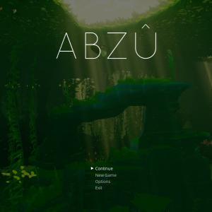 【Steam】ABZU プレイ記録