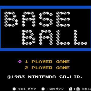 【FC】ベースボール プレイ記録