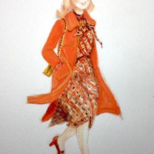 秋のファッションコラボ企画