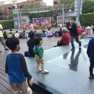 台湾らしい週末