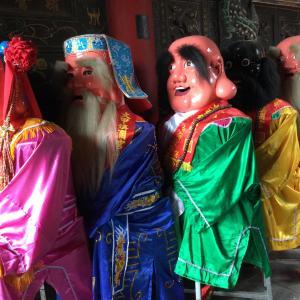 台湾の有名な行事「大甲媽祖巡礼」