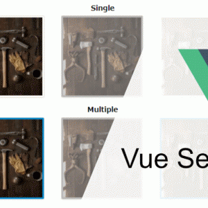 Vue.jsで画像リストに選択機能を実装する「vue-select-image」