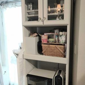 お片付け キッチン(3)家電収納