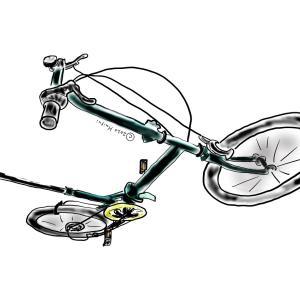 折りたたみ自転車は重量と価格で選ぶ!災害に備える移動手段の確保