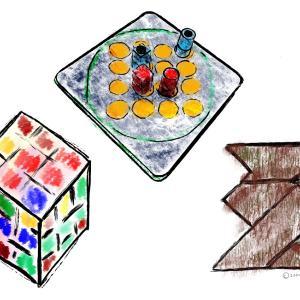 スマホなしで遊ぶ!パズルゲームボードゲームでレトロな暇つぶし4選