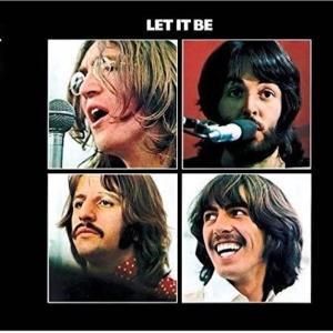 ザ・ビートルズ 『LET IT BE』1970年。歴史に残る ビートルズ最後の大傑作。
