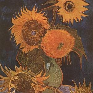ヴァン・ゴッホの 名画「ひまわり」について。かつて、日本にあった、もうひとつの「ひまわり」をめぐる物語。