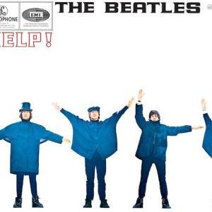 ザ・ビートルズ『ヘルプ!』1965年。「涙の乗車券」、「イエスタディ」、メンバーの一体感を感じる名盤。