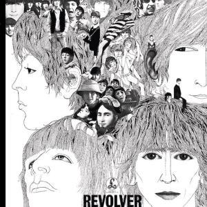 ビートルズ中期の名アルバム『リボルバー』1966年。『ヒア・ゼア・エブリウェア』、『エリナ・リグビー』、『アイム・オンリー・スリーピング』、数々の名曲。